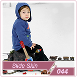 قالب وبلاگ بازی کودکان